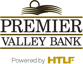 Homepage of Premier Valley Bank